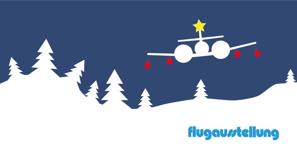 Flugausstellung_Junior_Weihnachtskarte